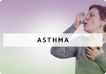 asthma healing & cure