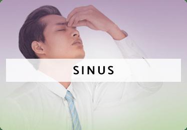 spiritual healer for sinus