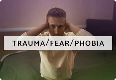 Spiritual healing for trauma